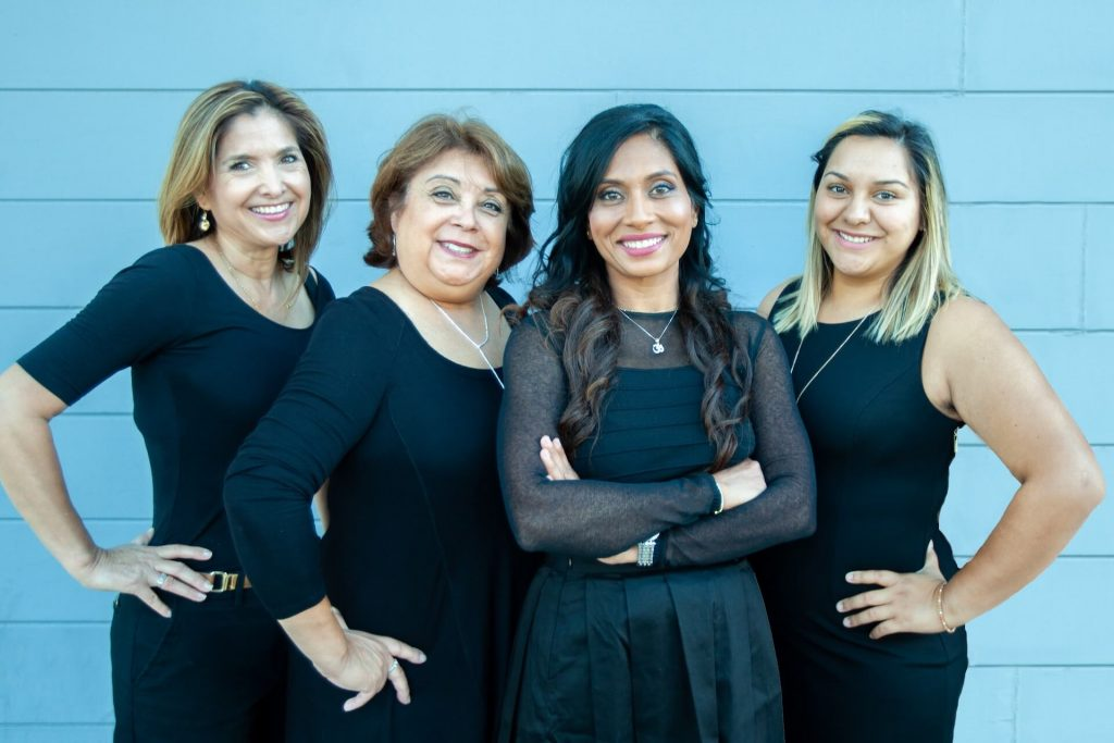 Orange CA dentistry team