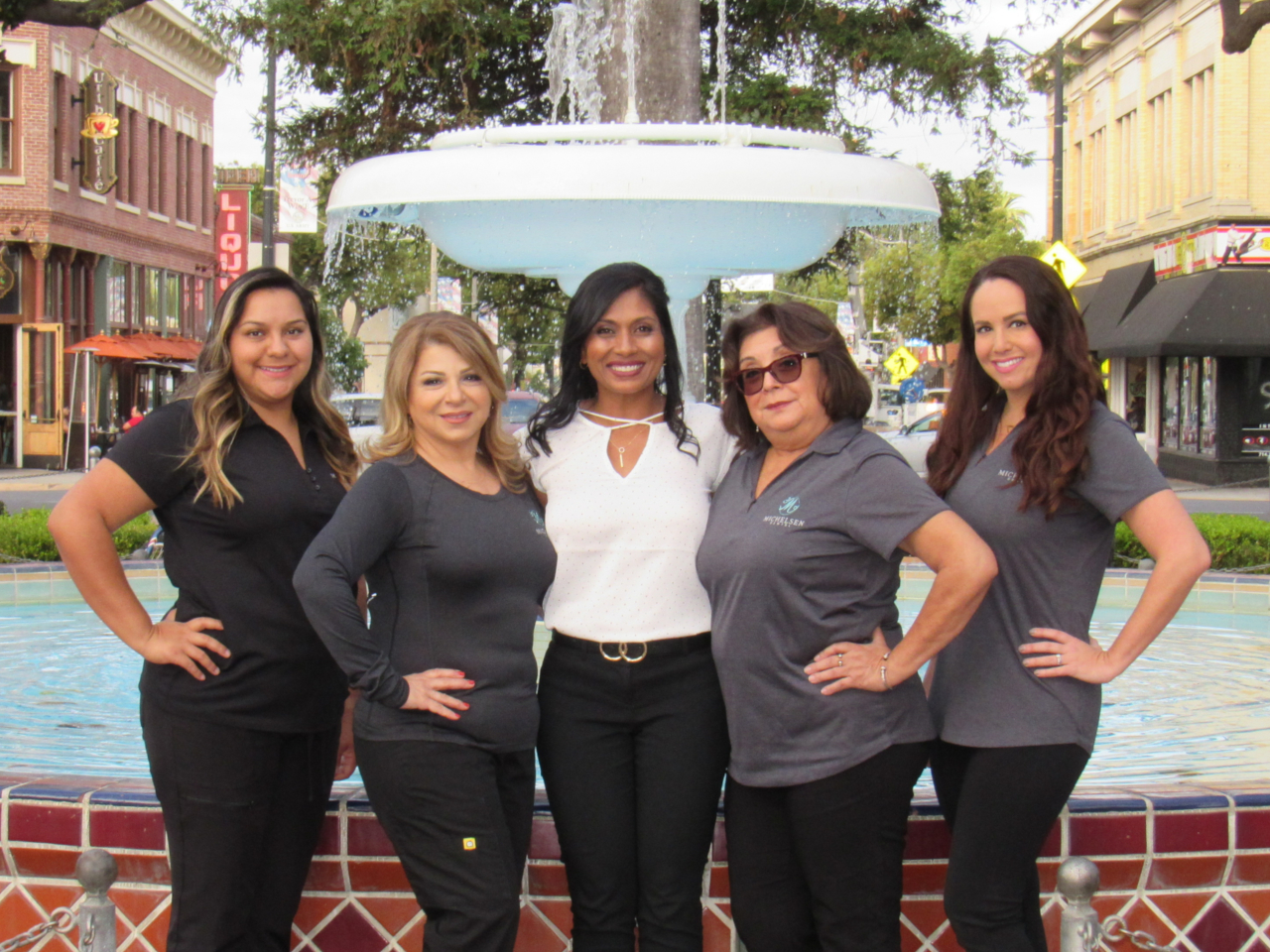 Michelsen Dental Orange CA team